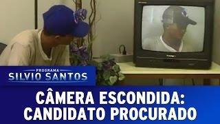 Câmeras Escondidas (17/04/16) - Candidato Procurado