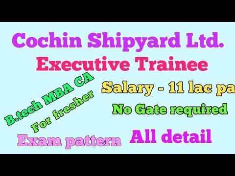 Cochin Shipyard ltd.
