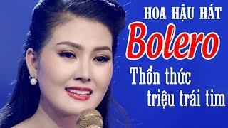 Hoa Hậu Bolero Kim Thoa Xinh Như Búp Bê Hát Bolero Nhạc Vàng Ngọt Ngào Thổn Thức Triệu Trái Tim