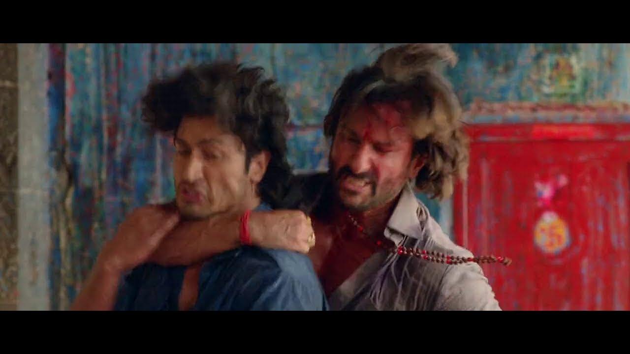 Download Raja vs Vidut - Fight Scene - Bullett Raja (2013) Fight Scene - Saif Ali Khan, Ravi Kishan