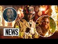 "How Young Thug, Gunna  Travis Were Set On Fire In The ""Hot""  