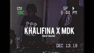 The Making Of: Khalifina - Slow Down (feat. Medikal)