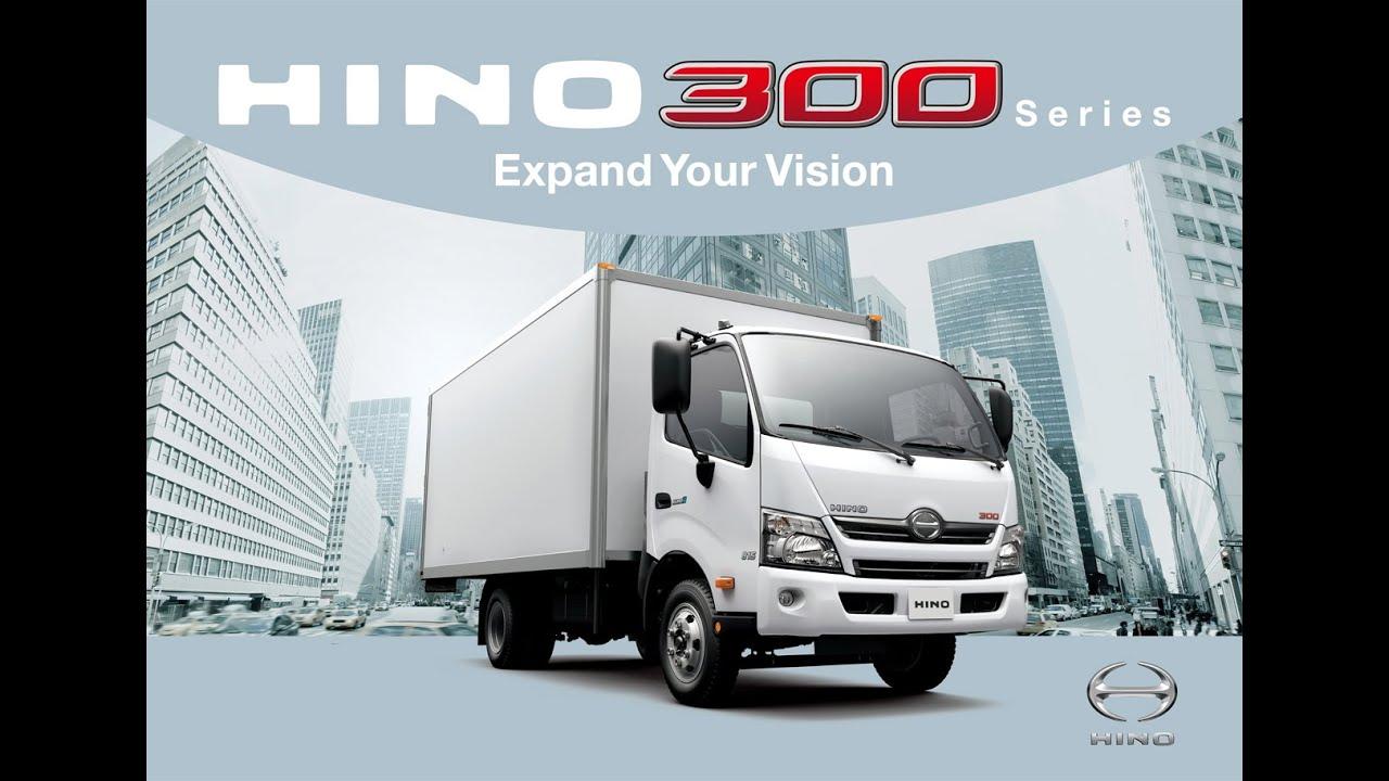Hino 500 Series >> Hino 300 Series - YouTube