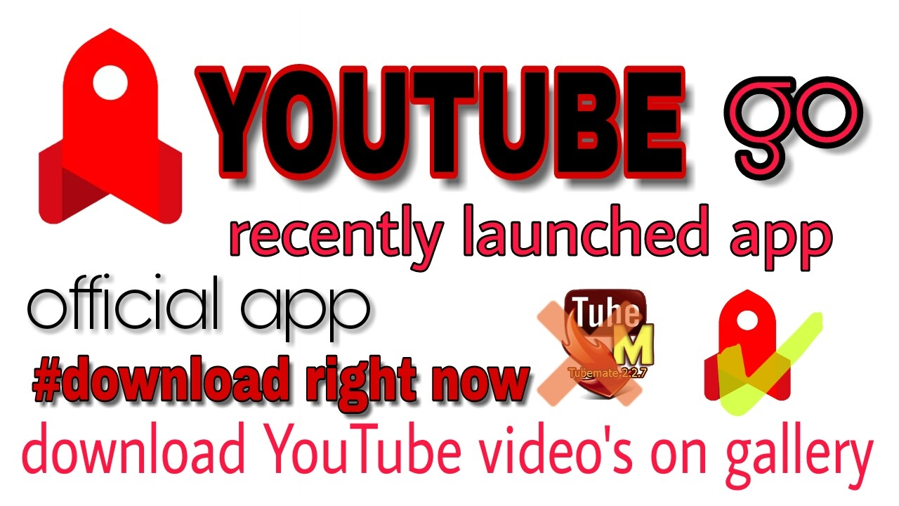 Youtube Go App  Recently Launched  Download Right Now