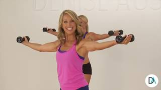 Strength Training - Lean, Toned & Totally Fit | LifeFit 360 | Denise Austin
