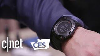Matrix PowerWatch X: Your body heat powers this watch