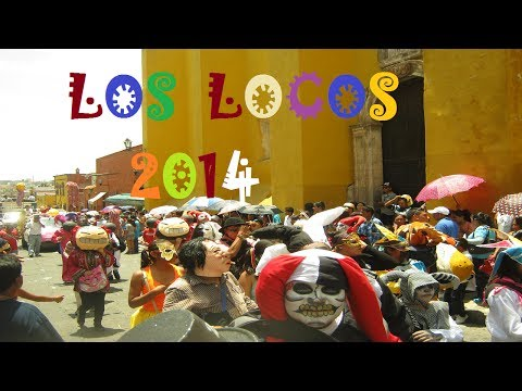 Desfile de los locos 2014 Fiesta de San Antonio, San Miguel de ...