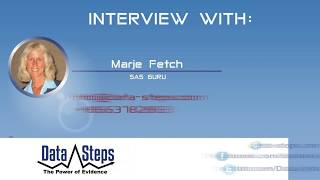 How to become a Top SAS Programmer by Marje Fecht