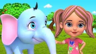 बालगीत | बच्चों के लिए गाने | Nursery Rhymes And Songs | Cartoons For Kids