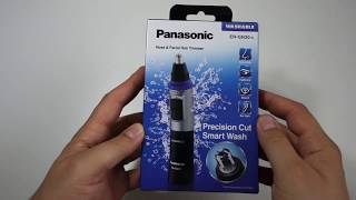 Review Panasonic Trimmer Wet Dry ER-GN30-K