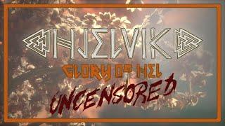 HJELVIK - Glory of Hel UNCENSORED Version (OFFICIAL MUSIC VIDEO)