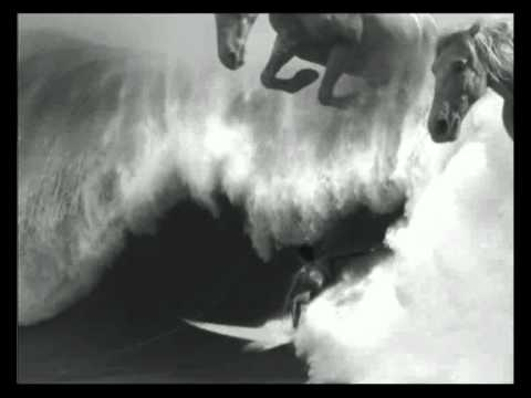 Guinness Beer Surfer  commercial directed by Jonathan Glazer