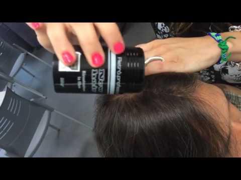 New Hair fibras capilares