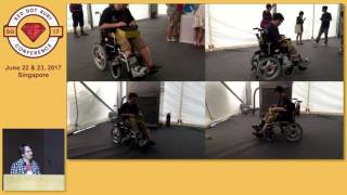 Ruby on Wheelchair - RedDotRubyConf 2017