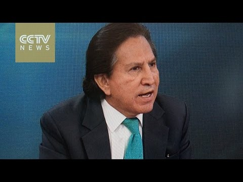Exclusive interview with former Peruvian president: 'People must have dreams'
