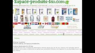 Solaray sur Espace produits bio.