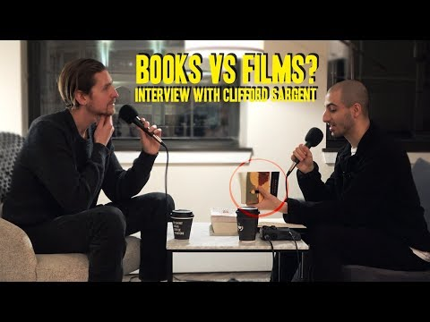 Justin Odisho Podcast: Cliff Sargent Interview – Better Than Food Book Reviews @Better Than Food