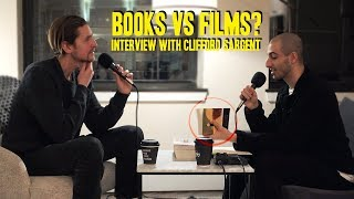 The Justin Odisho Podcast #28: Interview with Cliff Sargent - Better Than Food Book Reviews
