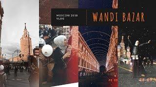 WANDI 2018 / Moscow VLOG