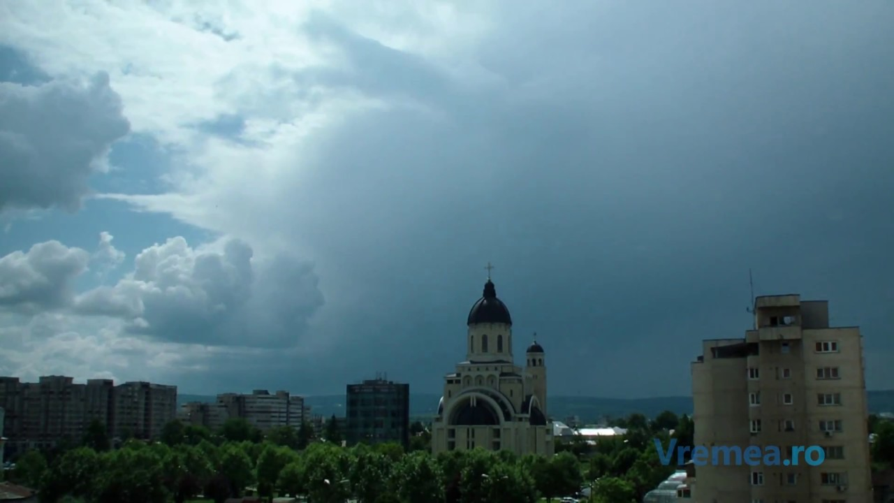 Vremea pe 15 zile in Romania  |Meteo Bacau