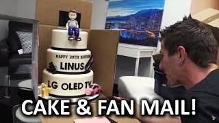 Best Birthday Cake Ever? - Mailroom Episode 3