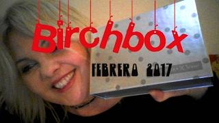 birchbox febrero 2017 birchbox february 2017