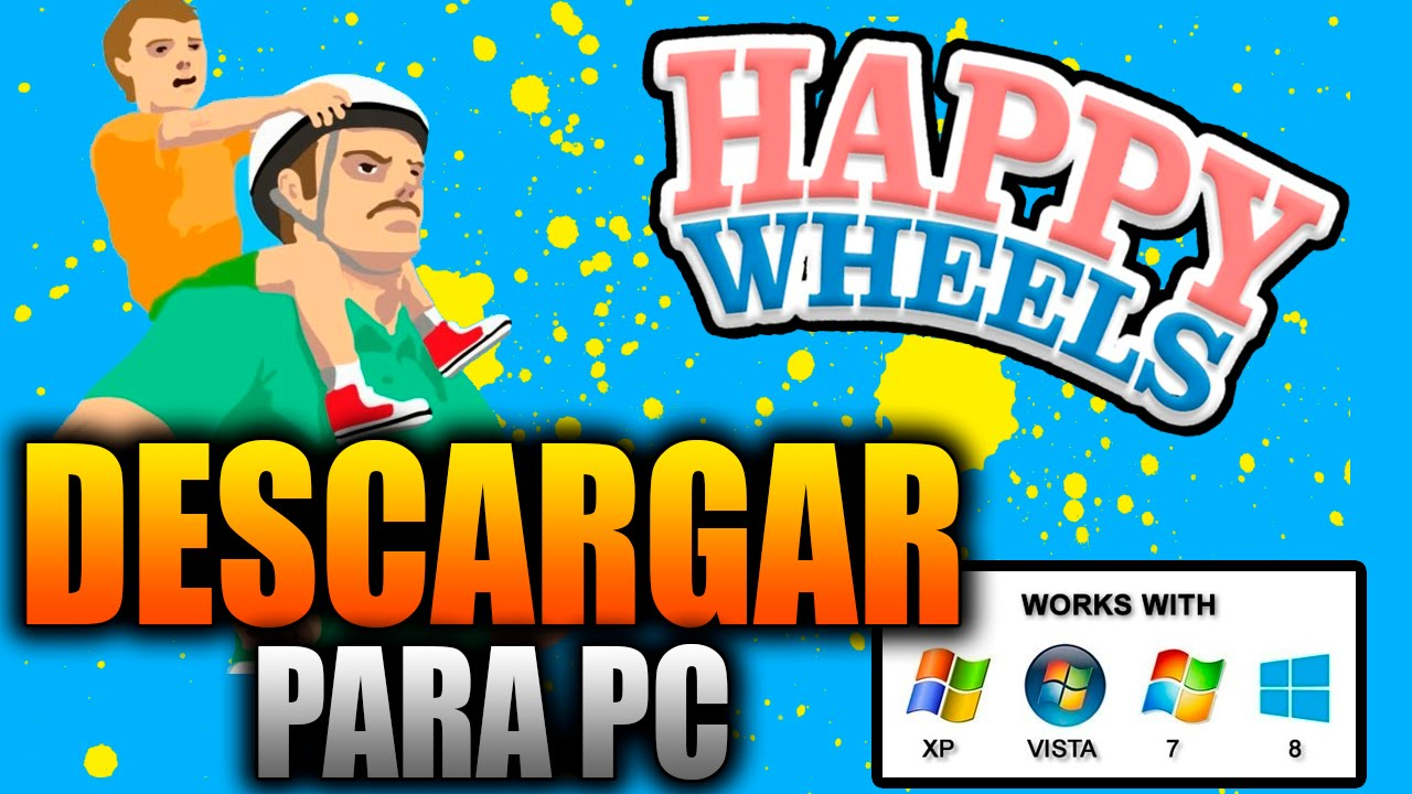 Happy Wheels Pc