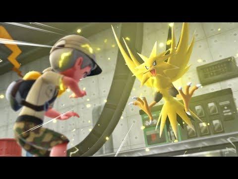 (Zapis LIVE) Zapdos! (Pokemon Let's GO Pikachu ! odc. bonusowy) thumbnail