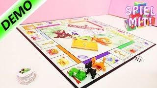 Monopoly Junior mit Kathi, Kaan und Nina – Wer kassiert das meiste Geld? Wer geht pleite? | Demo