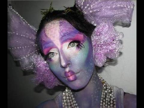 Mythical Creature Makeup