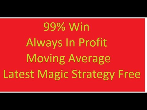 99% Win Moving Average New Strategy Best Forex Strategy 2017 2018 Urdu Hindi Tutorial
