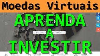Aprenda a investir em Moedas Virtuais usando a Poswallet