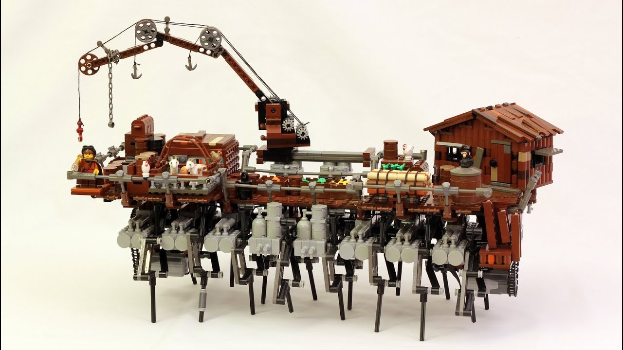 10 Lego Machines You Can Build Without a Mindstorms Brain