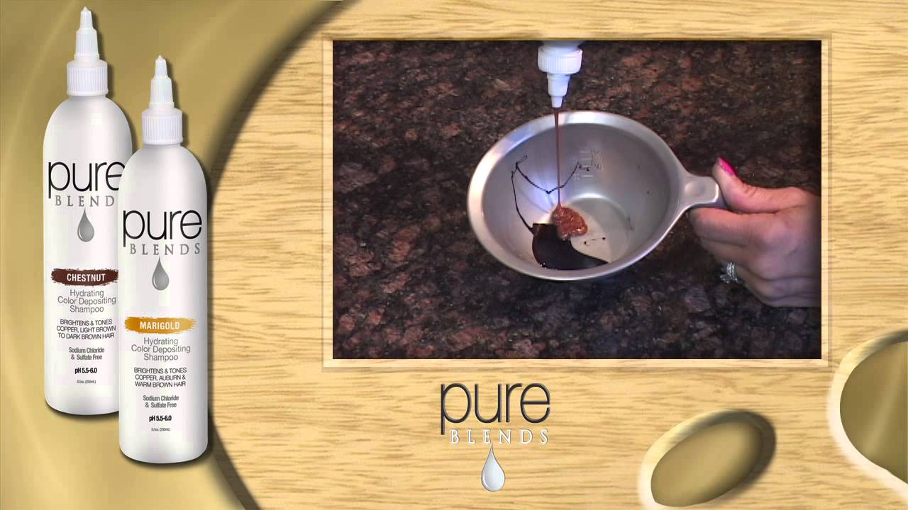 PURE BLENDS: Filling Hair