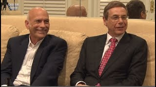 Ambassador Danny Ayalon and Marc Goldman