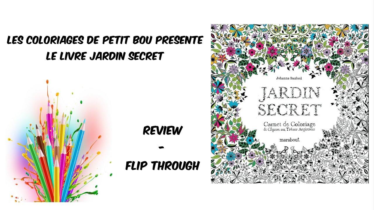 Jardin Secret Carnet De Coloriage Chasse Au Trésor Antistress