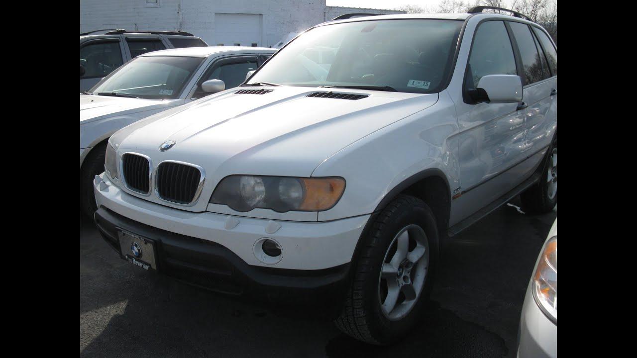 BMW X5 E53 Service Manual 2000 2001 2002 2003 ... - YouTube