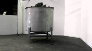 Used- Toronto Coppersmithing Tank, 2400 Gallon - Stock# 43147006
