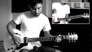 AFI -  I Hope You Suffer (Guitar Cover)