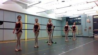 Ms. Ferdinandova's Ballet