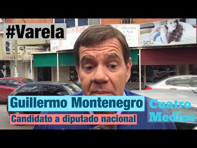 """Montenegro sobre la investigación por la desaparición de Maldonado: """"Creo que se está trabajando muy bien"""""""