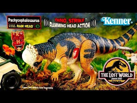 Hasbro Jurassic World Pachycephalosaurus  Figure Toy
