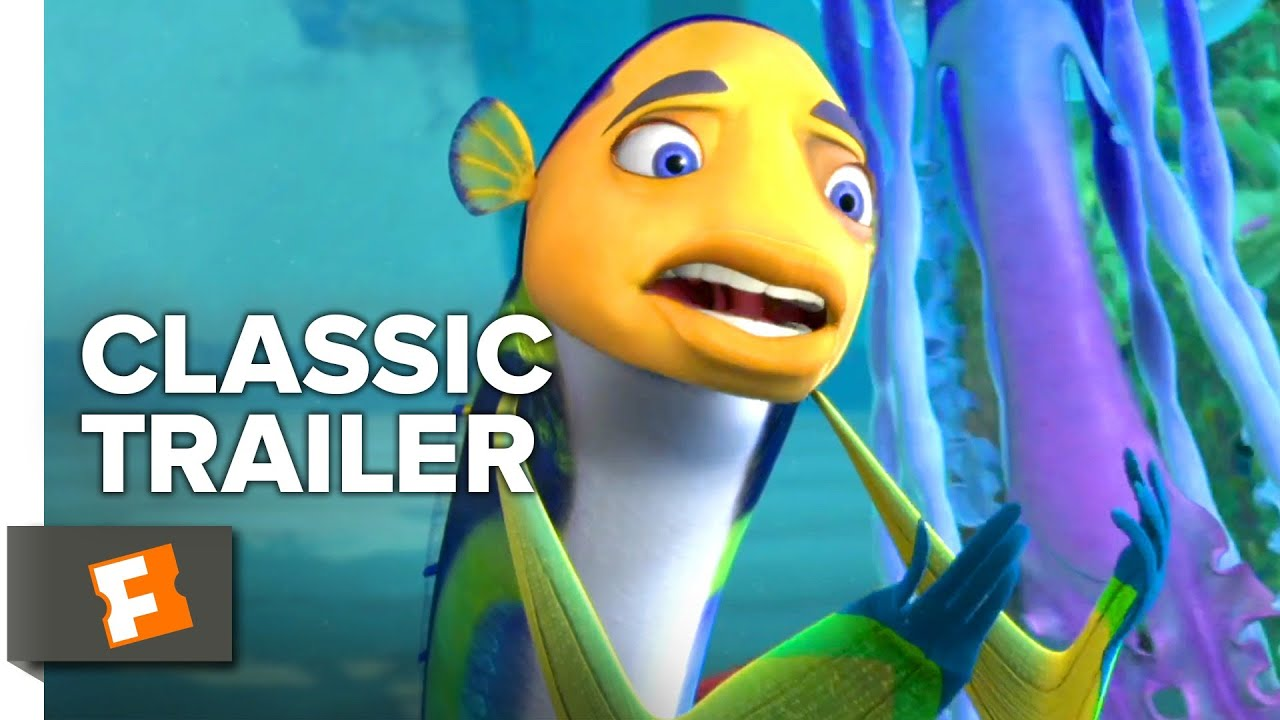 Download Shark Tale (2004) Trailer #1 | Movieclips Classic Trailers
