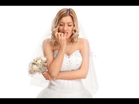 Страх вступать в брак. Вдруг не на того нарвёшься