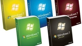 How to install and activate Windows 7 for free!