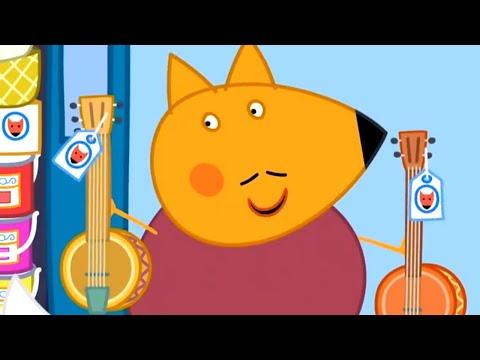 Peppa Pig en Español Episodios completos    Peppa se encuentra con Mr Fox   Pepa la cerdita