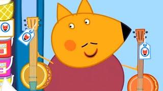 Peppa Pig en Español Episodios completos |  Peppa se encuen...