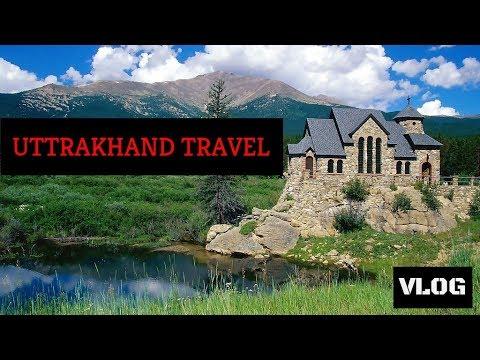 TRAILER - A Short Trip To UK (Uttrakhand) Travel Vlog Film By - RAVI RAWAT