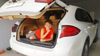 Baixar En Komik Saklambaç - Ali hide and seek car trunk!!!