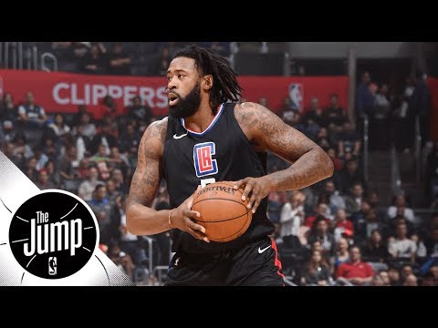 Why didn't DeAndre Jordan get traded before the deadline?   The Jump   ESPN